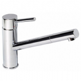 Astracast Ariel Pull Out Sink Mixer Tap Chrome - 58000062